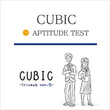 CUBICaptitude test